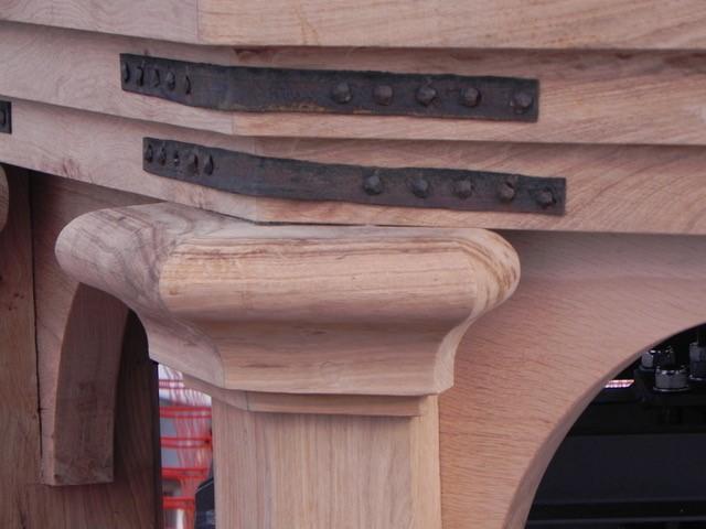 Renforcement et réfection de charpente